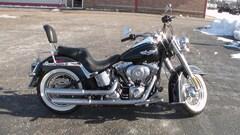 2009 Harley-Davidson Flstn - Softail  Deluxe