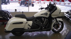 New 2020 Indian Motorcycle Challenger Dark Horse White Sm for sale at Dick Scott Automotive Group