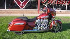 New 2020 Indian Motorcycle Chieftain Icon Limited Orange Metallic for sale at Dick Scott Automotive Group