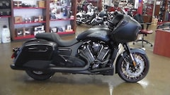 New 2020 Indian Motorcycle Challenger Dark Horse Thunder Black Smoke for sale at Dick Scott Automotive Group