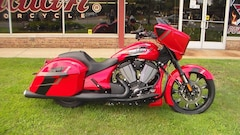 2017 Victory Motorcycles Magnum  Indy Red Pearl w/Graphics
