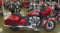 New 2020 Indian Motorcycle Challenger Limited Ruby Metallic for sale at Dick Scott Automotive Group