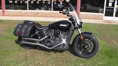 Used 2016 Indian Motorcycle Scout  Sixty Thunder Black for sale at Dick Scott Automotive Group