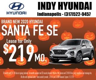 Brand New 2020 Hyundai SANTA FE SE