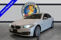 2014 BMW 550i Sedan
