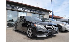 2014 Mercedes-Benz E-Class E250 BlueTEC 4MATIC, Navigation Sedan