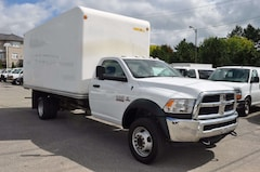 2016 DODGE Ram 5500 Chassis SLT 17Ft Box Dock Level/Ramp