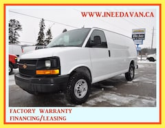 2017 CHEVROLET Express 2500 Extended Only 12.000Kms