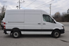 2016 Mercedes-Benz Sprinter 2500/High Roof/Divider/Rear Camera. Commercial