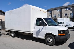 2013 CHEVROLET Express 3500 16FT CUBE+RAMP