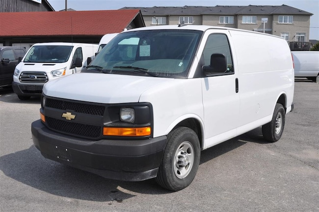 2017 CHEVROLET Express 2500 Only 17000Kms