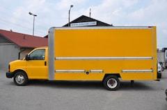 2012 CHEVROLET Express 16Ft V8 Gas+ Ramp