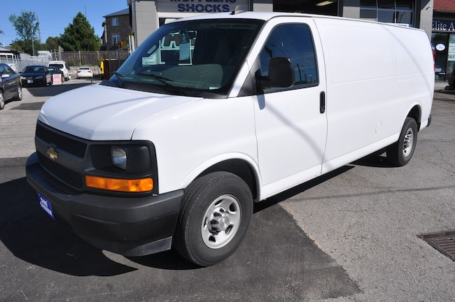 2017 CHEVROLET Express 2500 Extended