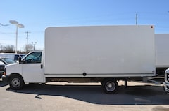 2013 Chevrolet Express G3500 16FT BOX+RAMP Commercial