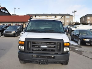 2013 Ford E-250 0 down $126.00 bi weekly Commercial