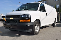 2018 CHEVROLET Express 2500 Extended Rear Camera.