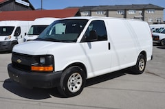 2014 Chevrolet Express 1500 ALL WHEEL DRIVE, DUAL AIR, LOADED Commercial