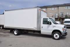 2011 Ford E-450  16FT BOX/RAMP Commercial