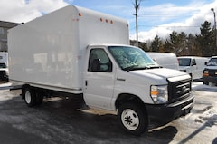 2018 FORD E-450 16FT BOX/RAMP.