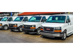 2017 Chevrolet Express 2500 $199.00 bi-weekly Commercial