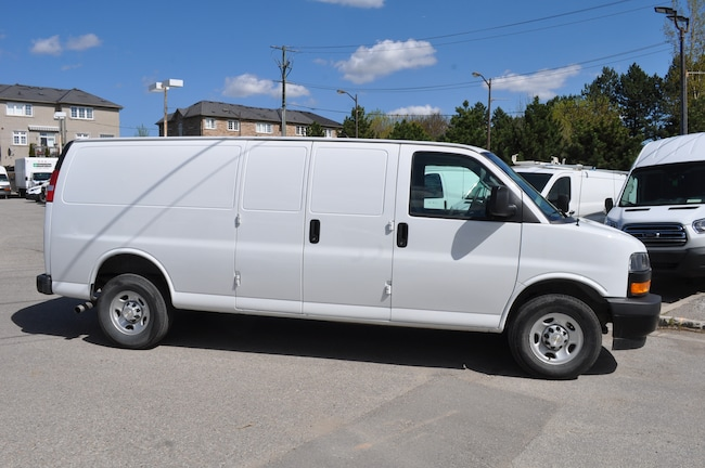 2019 Chevrolet Express 2500 Extended/Only 12000kms Commercial