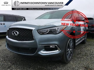 2018 INFINITI QX60 AWD Deluxe Touring Technology Package SUV