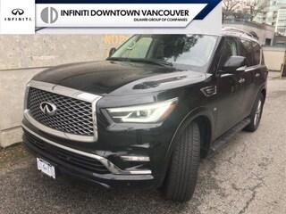 2018 INFINITI QX80 7-Passenger Big Saving, Same as New Vehicle. SUV