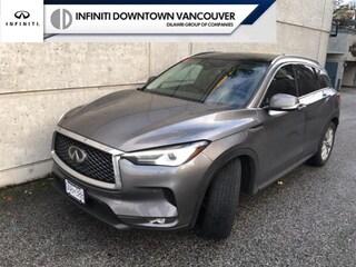 2019 INFINITI QX50 2.0T Essential AWD (E6SG79) Proactive PKG, Propilo SUV