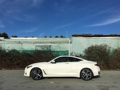 2019 INFINITI Q60 3.0T Luxe AWD Coupe
