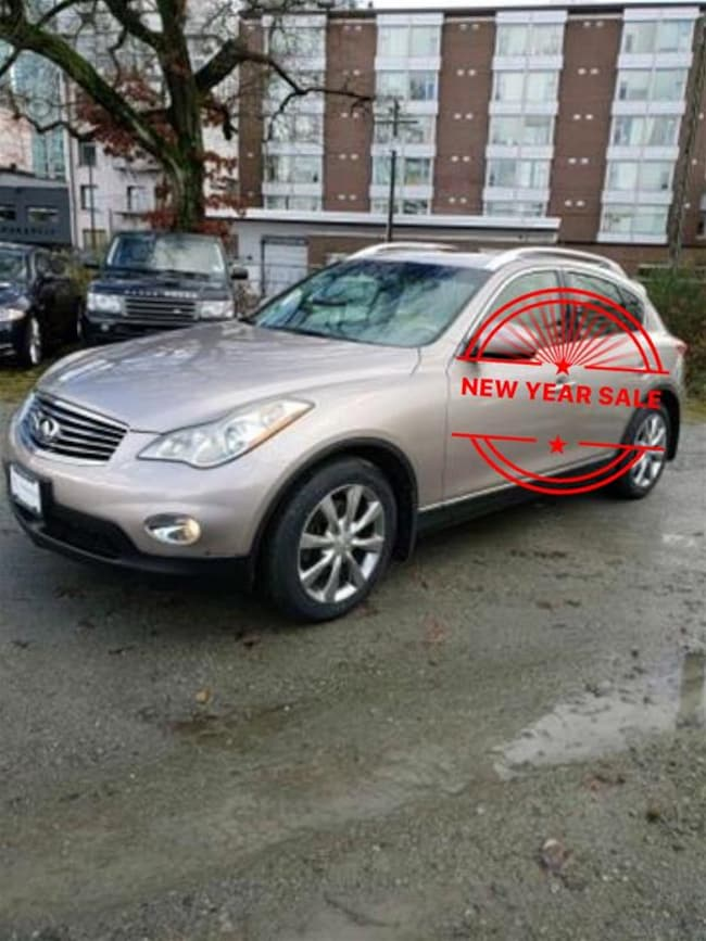 2009 INFINITI EX35 Journey & Premium Package SUV