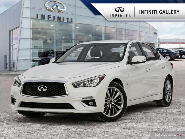 2018 INFINITI Q50 3.0T Luxe AWD *$283 B/W*Executive Demo Flash Sale Sedan