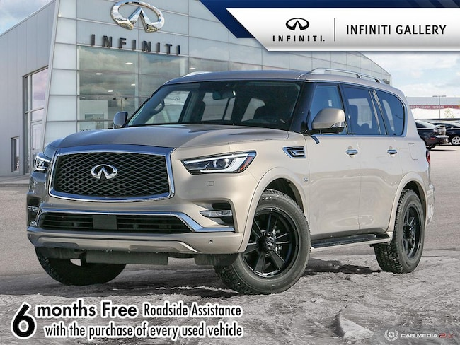 Infiniti Qx80 For Sale >> New 2019 Infiniti Qx80 For Sale At Infiniti Gallery Vin