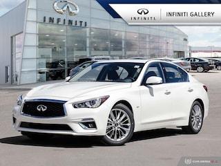 2019 INFINITI Q50 3.0T Luxe AWD Sedan