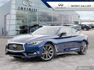 2019 INFINITI Q60 3.0T RED Sport 400 AWD Coupe