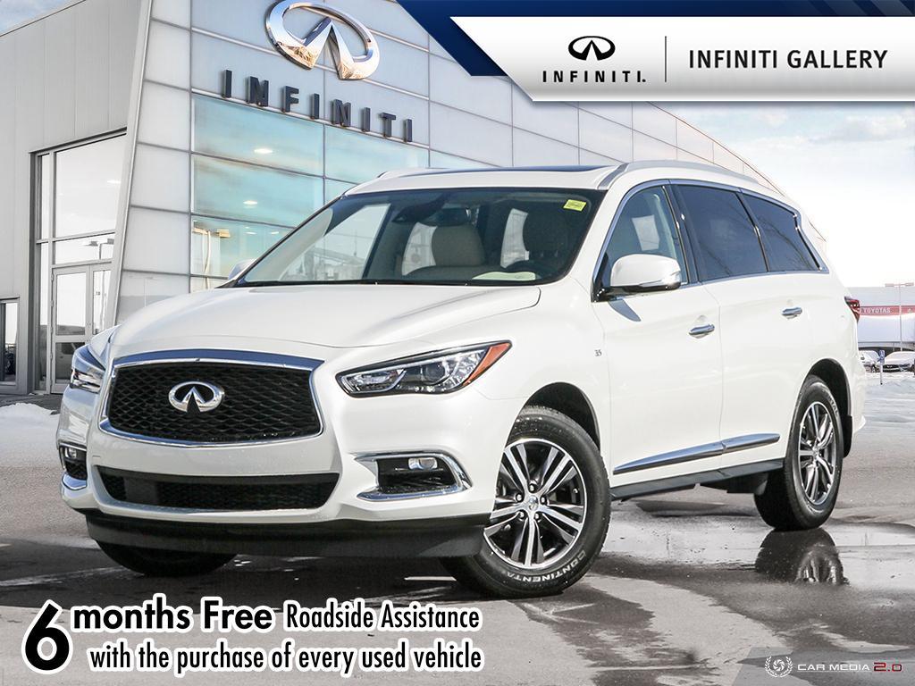 2019 INFINITI QX60 AWD Pure $299 BI-Weekly** / Demo Special! SUV