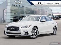 2019 INFINITI Q50 3.0T AWD Signature Edition (2) Sedan