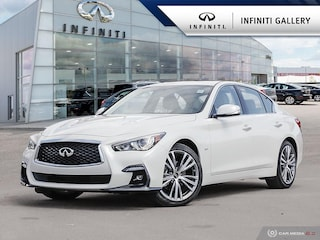 2019 INFINITI Q50 3.0T AWD Signature Edition (2) Berline