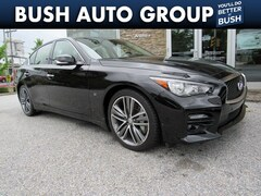 2015 INFINITI Q50 Awd Sport With Deluxe Technology Package Sedan
