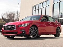 2019 INFINITI Q50 3.0t RED SPORT 400 Sedan