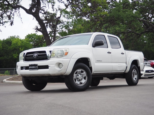 2008 Toyota Tacoma Double Cab >> Pre Owned 2008 Toyota Tacoma Prerunner V6 4x2 Truck Double Cab