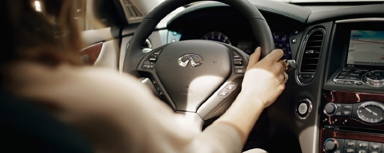 INFINITI In-Touch