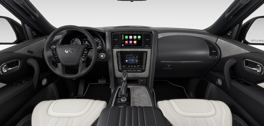 2020 QX80 Interior - Infiniti Of Brampton