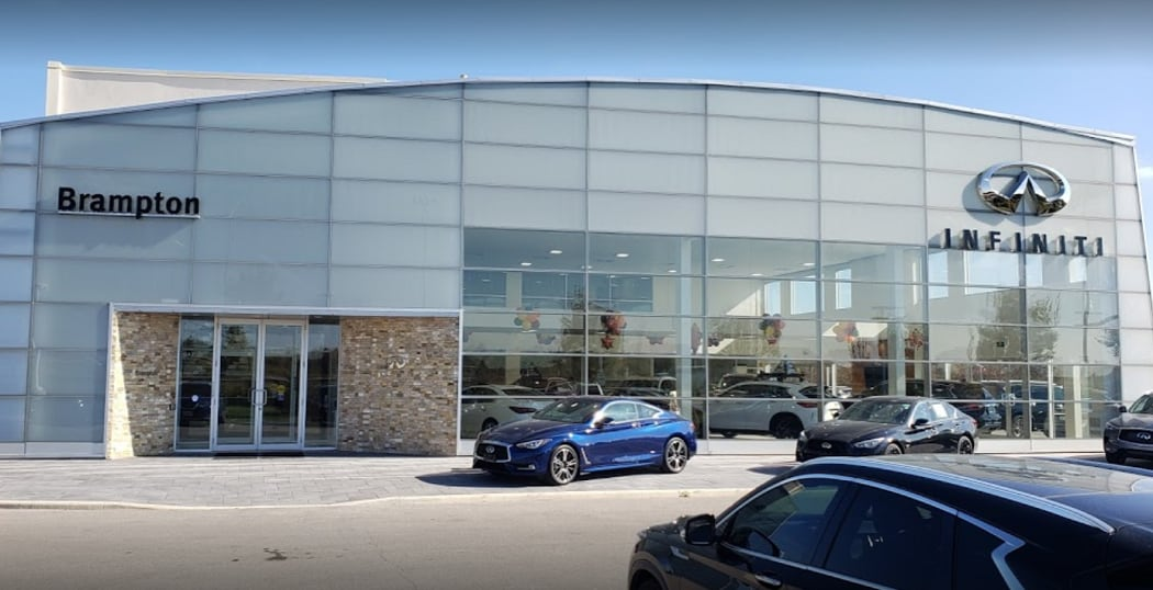 INFINITI OF BRAMPTON - INFINITI Dealership in Brampton, ON