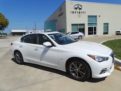 2015 INFINITI Q50 Prem, NAV, 17 Wheels, Spare Tire, CPO Sedan