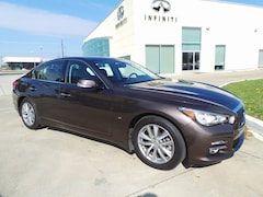 2015 INFINITI Q50 Prem, Back UP CAM, CPO Sedan