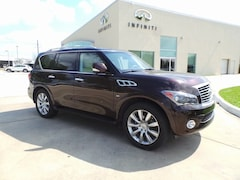 2014 INFINITI QX80 Theater, NAV, 22 Wheels, CPO SUV