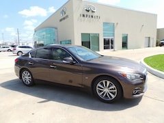 2014 INFINITI Q50 Premium, NAV, Leather, CPO Sedan