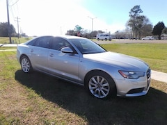 2013 Audi A6 NAV, Bose, Driver Assist Package quattro Sedan