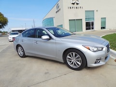 2015 INFINITI Q50 Prem, NAV, CPO Leather Sedan