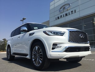 2019 INFINITI QX80 LUXE SUV
